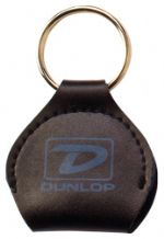 JIM DUNLOP LEATHER PICK POUCH / KEY RING Always have your picks with you.